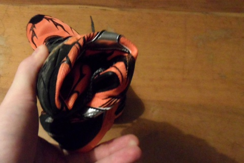 Mizuno Wave Universe 4 - rolled