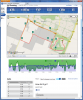 A page of one activity in runkeeper